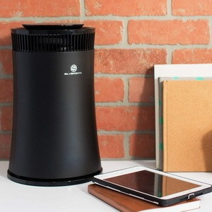 Silver Onyx Desk Air Purifier Review Air Purifiers Report